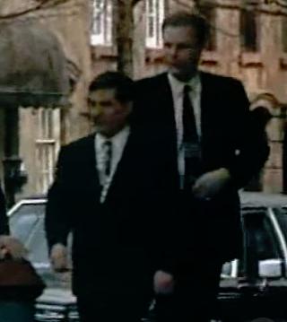 Jojo Corozzo and Ronnie One-Arm.