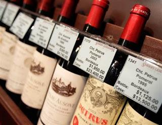 Lüks Şarap