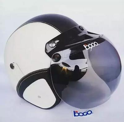 cara mencuci helm bogo