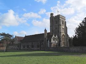St Mary's Church, Beddington (2019)