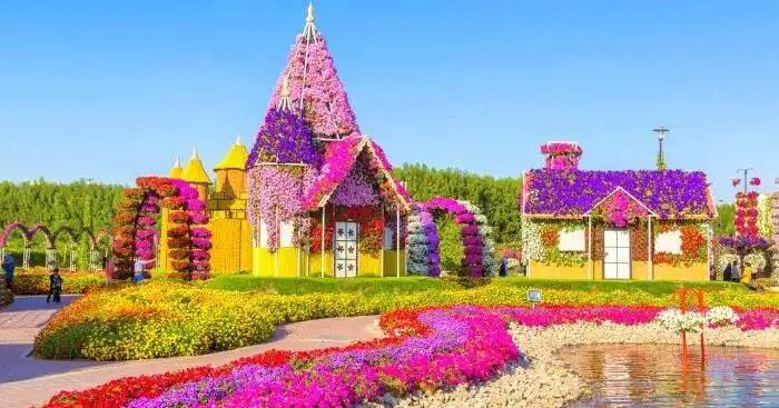 افضل الاماكن السياحية في دبي للعوائل والاطفال
