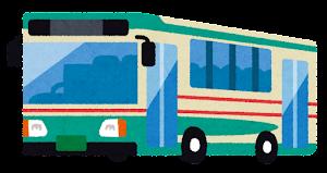西武バスのイラスト