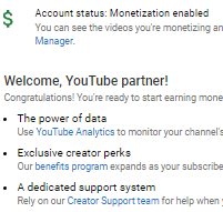 youtube-channel-approved
