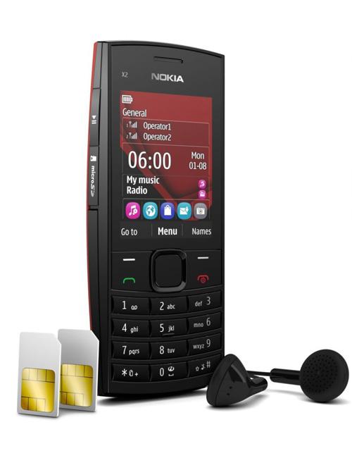 Nokia X2-02 pictures