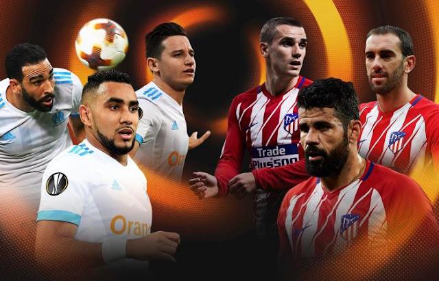 مباشرة مارسيليا واتلتيكو مدريد بث مباشر اليوم 16-5-2018 نهائي الدوري الأوروبي