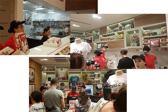 Carlo's Bake Shop, Carlo's Bakery, Bela Cintra, Oscar Freire, São Paulo, Jardins