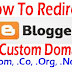 How To Redirect Blogger To Custom GoDaddy Domain