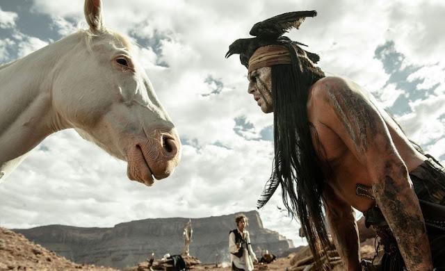 el-llanero-solitario-johnny-depp-toro-tonto-caballo-silver