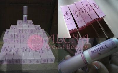 Ready Stock Vanity Breast Herbal Serum Original