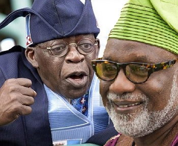 Ondo Election: Tinubu CONGRATULATES Akeredolu