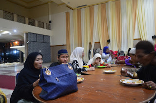 Berbuka, Ramadhan, Ifthar