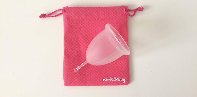 la cup menstruelle be'cup