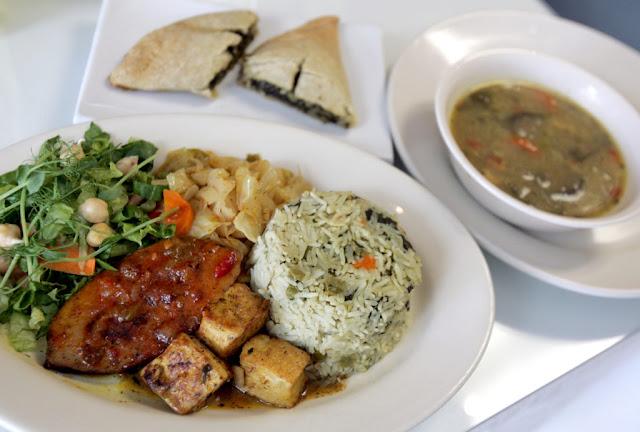 Restaurante Vegetarian Restaurant By Hakin em Miami