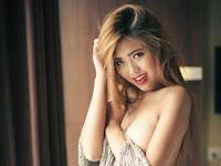 Foto Hot Sexy Lingerie Tsania Herna