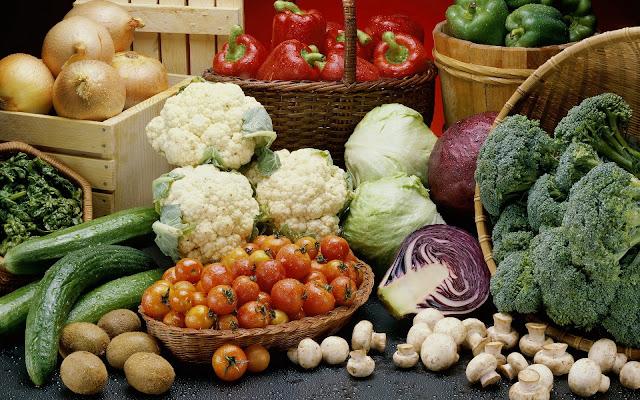 bermacam-macam sayuran