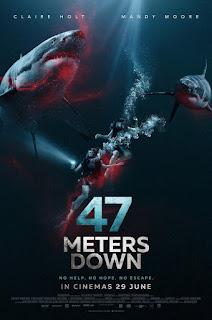 47 Meters Down (2017) – 47 ดิ่งลึกเฉียดนรก [พากย์ไทย]
