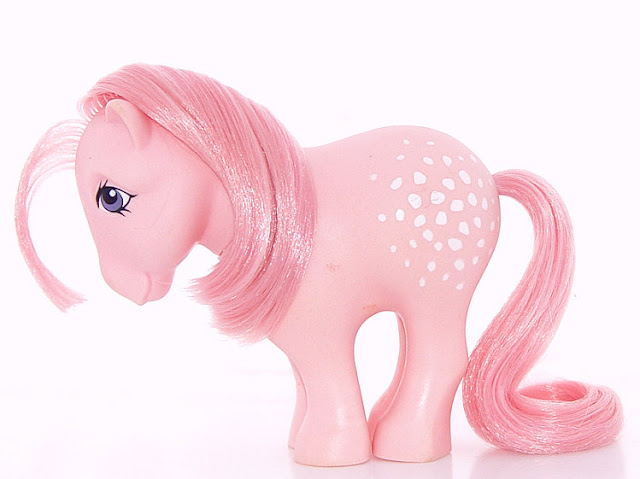 Rose Quartz Mini Pony