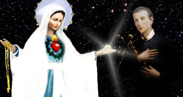 Image result for Santo gerardo magella madonna