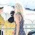 """FOTOS HQ: Lady Gaga llegando al """"Super Bowl 50"""" - 07/02/16"""