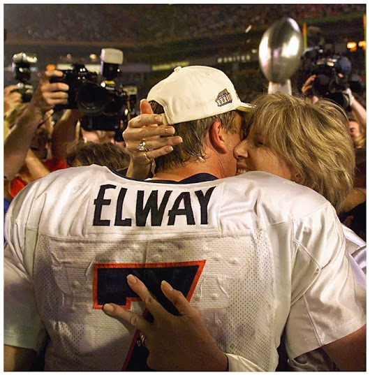 John Elway and his final Super Bowl victory in Miami