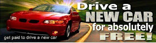 Get Paid To Drive, Free Car is a Reality! You can have one and Get Paid for Driving it!