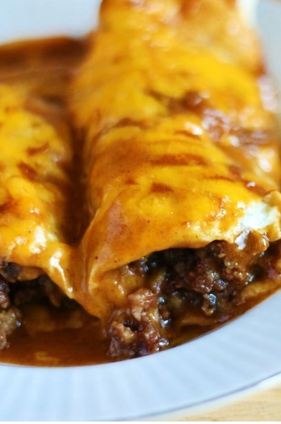 Best Enchirito Recipe