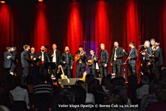 Večer klapa za srce i dušu @ Klape Cambi, Iskon i Kampanel, Opatija, 14.10.2016