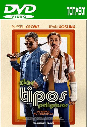 Dos Tipos Peligrosos (2016) DVDRip