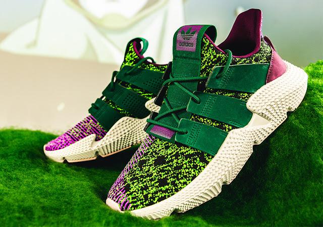 Adidas ORIGINALS X Dragon Ball Z Cell Prophere CHEGA DIA 27 DE OUTUBRO MSNKS | BR