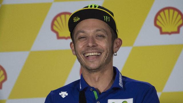 Ada Hoax Rossi Sudah Teken Kontrak Baru dengan Yamaha