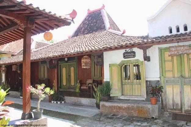 Rumah tradisional Kotagede