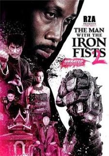 El hombre de los pu�os de hierro 2