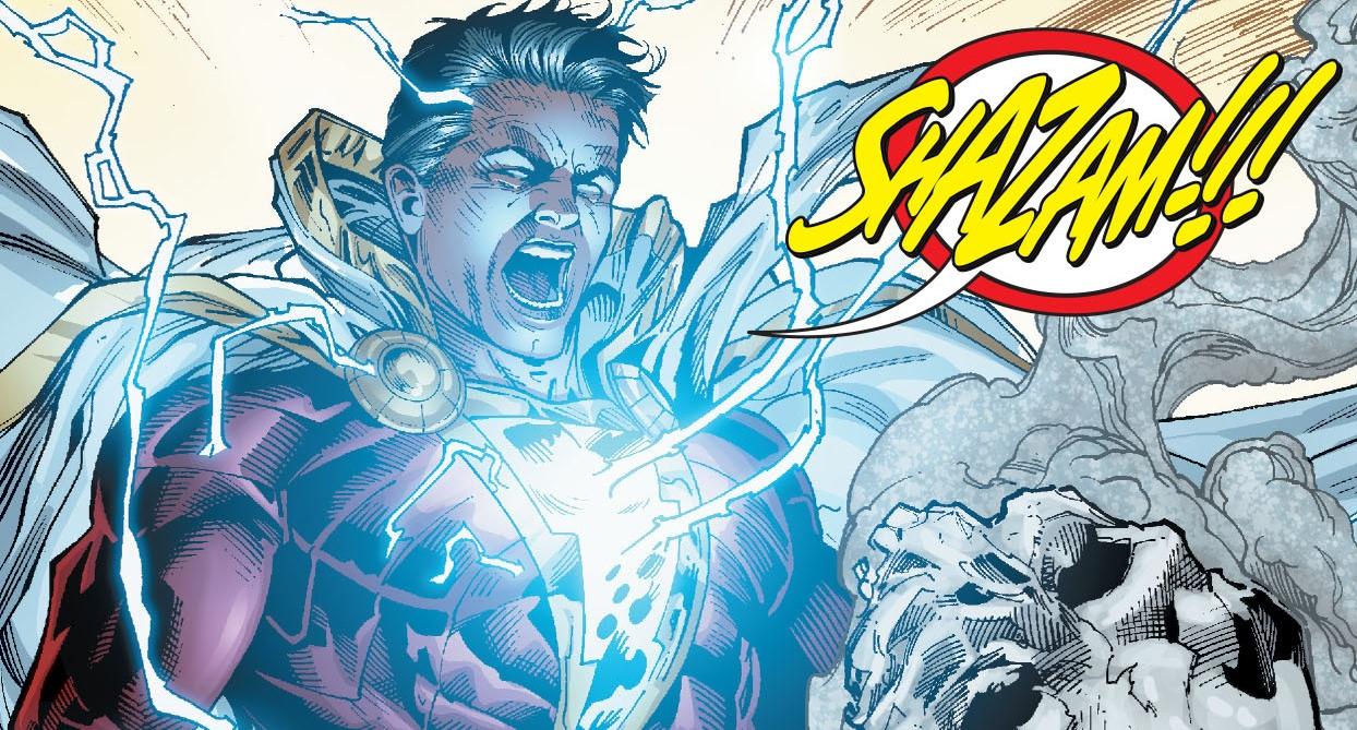 shazam (dc), superhero dc yang mampu menandingi superman