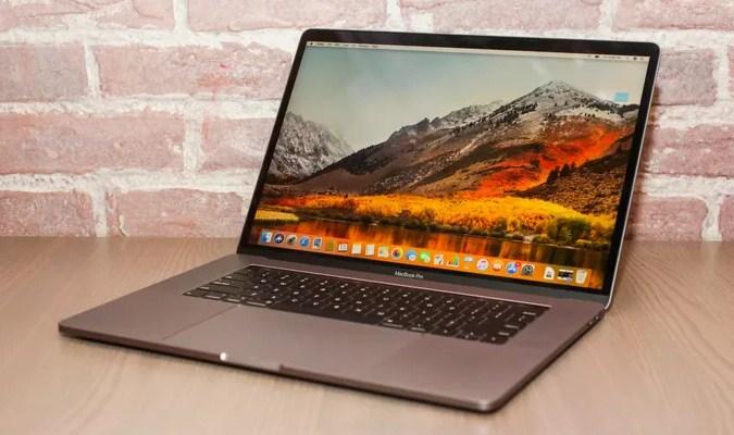 Spesifikasi MacBook Pro 15 Inci