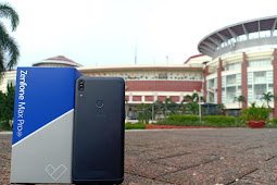 Review Asus Zenfone Max Pro M1: HP KOK GAMING ?!