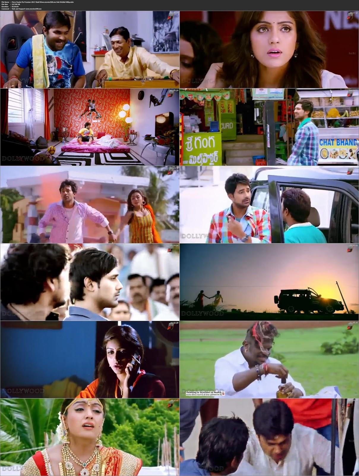 Mera Vaada My Promise 2017 Tamil hindi Dubbed 300MB WEBHD 480p at movies500.site