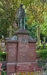 Familiengrab von Otto Wesendonck