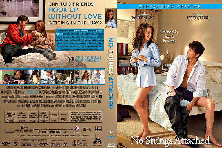 No Strings Attached (2011) 720p BrRip [Dual Audio] [Hindi 5.1+English]