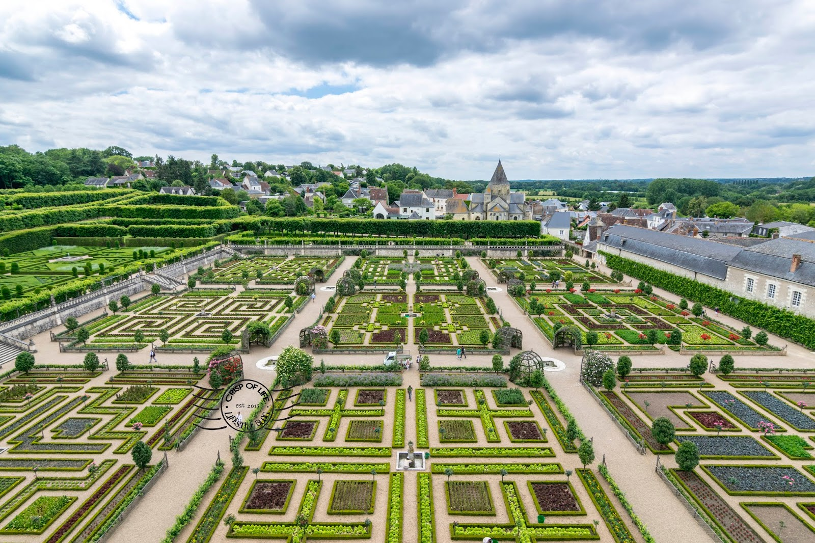 Cycling in Loire Valley Tours France