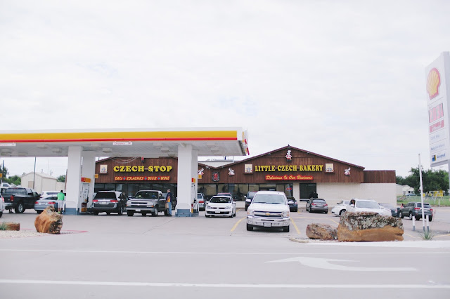 Czech Stop West Texas