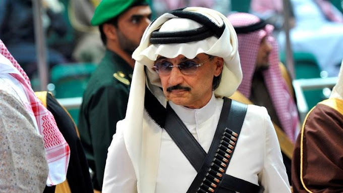 Let women drive, says Saudi prince