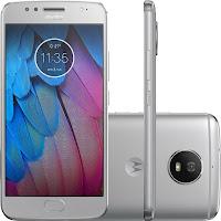O Moto G5S possui sensor de impressão digital multifunção. Com ele, você não precisa mais digitar senha quando quiser acessar os aplicativos do seu smartphone. Além disso, pode ser utilizado como botão de navegação, deixando mais espaço em sua tela