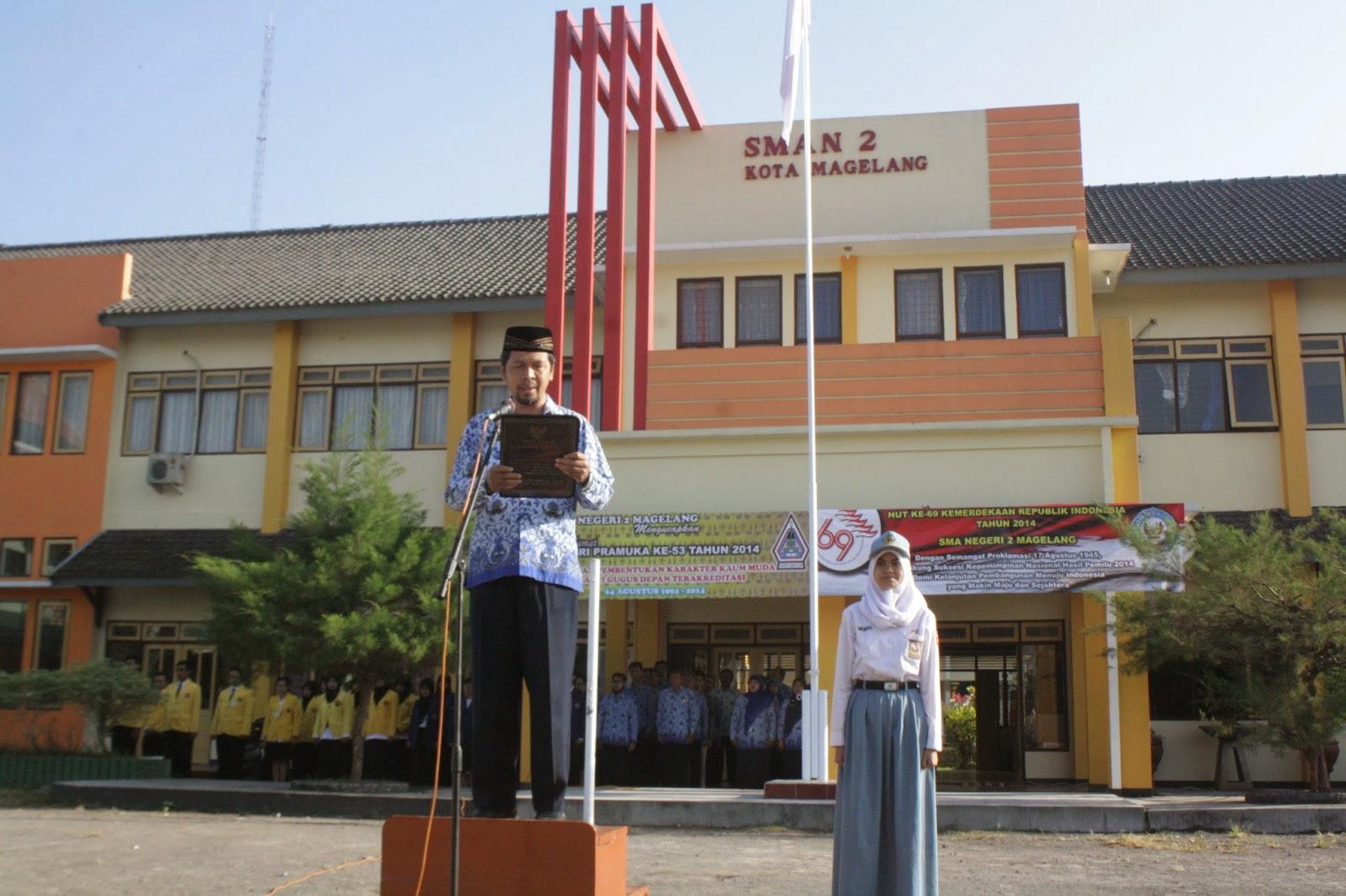 Pembagian Wilayah Zonasi Sekolah SMA Negeri Kota magelang