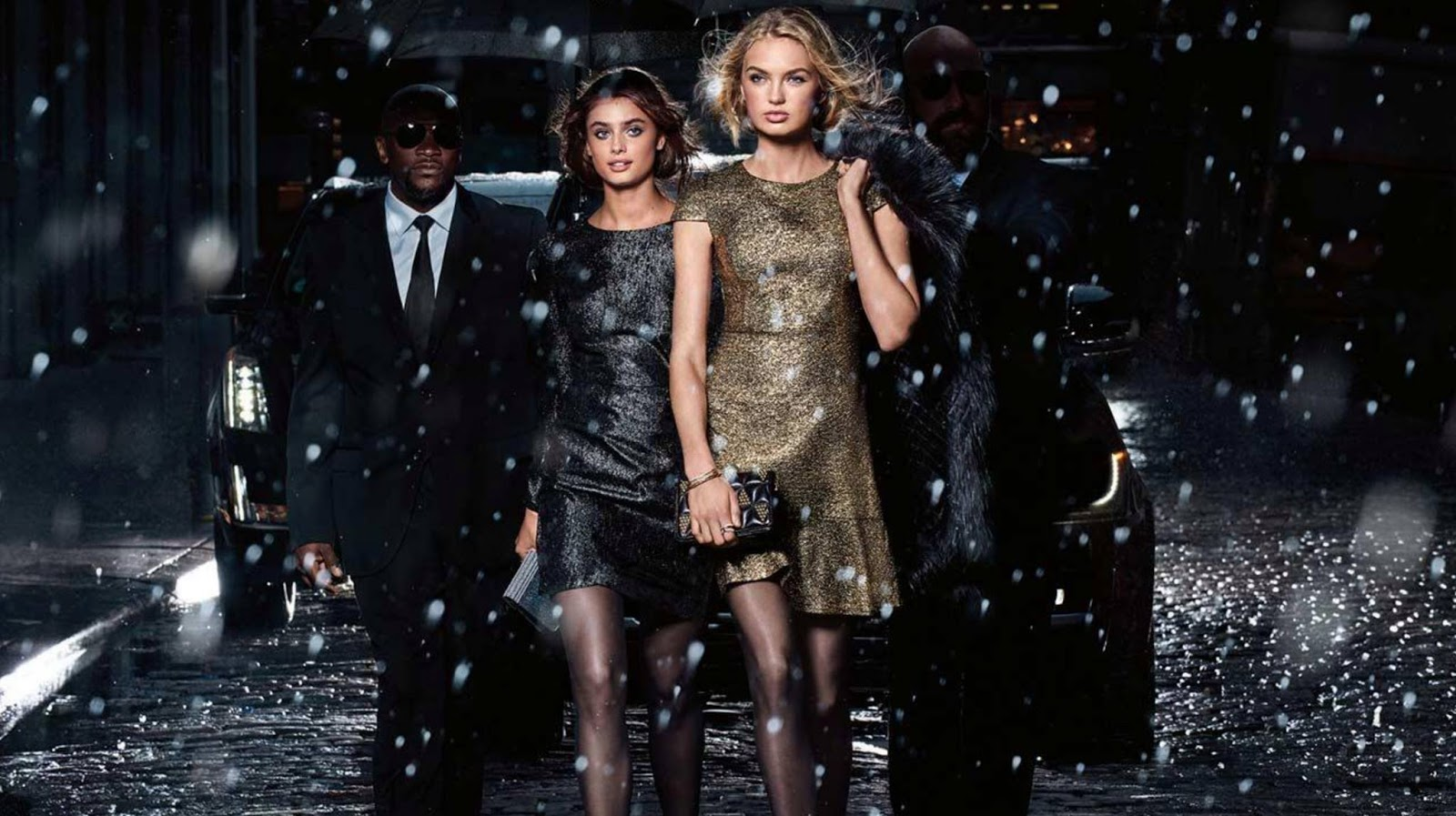 Michael Kors Holiday 2017 Ad Campaign