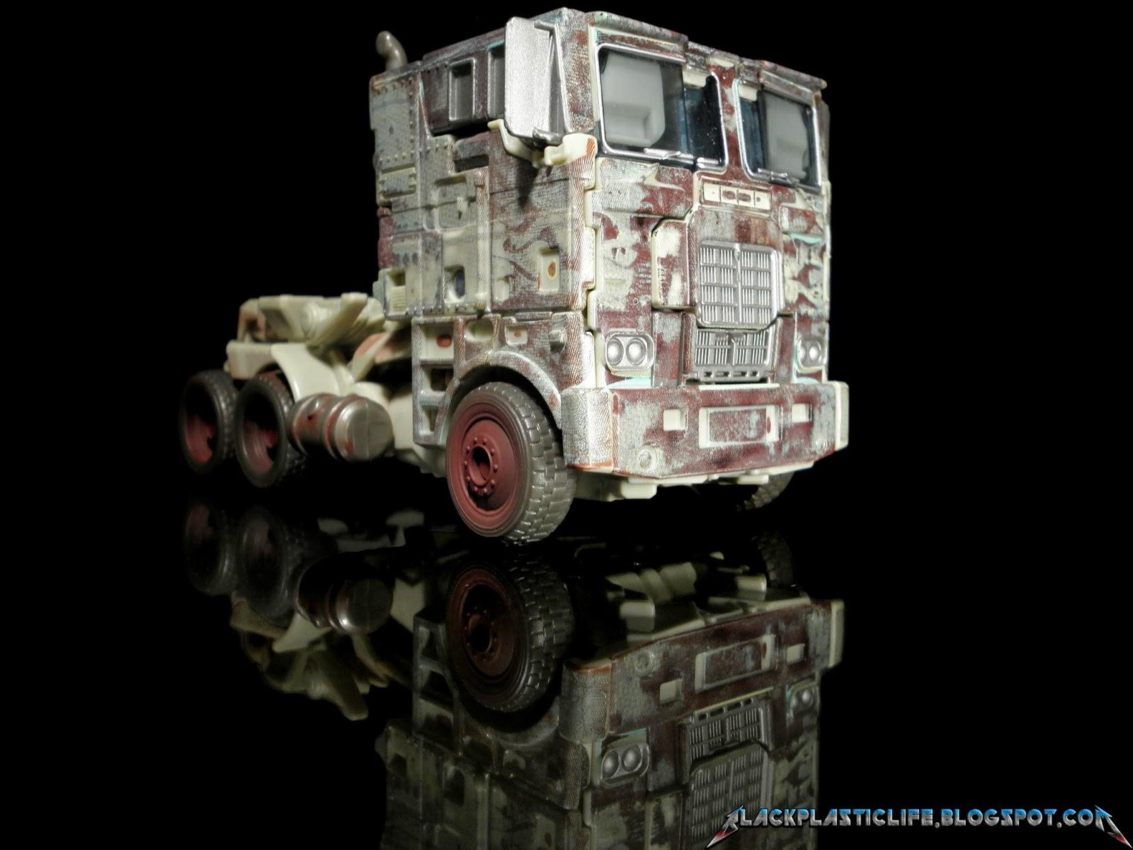 Black - Plastic - Life: Transformers Lost Age TRU Japan ...