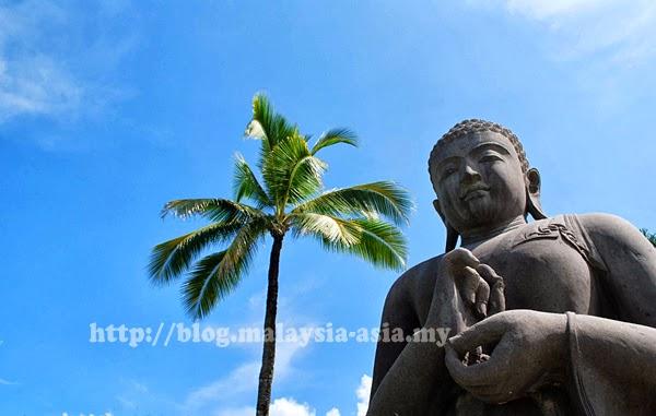 Bali Buddha Statue