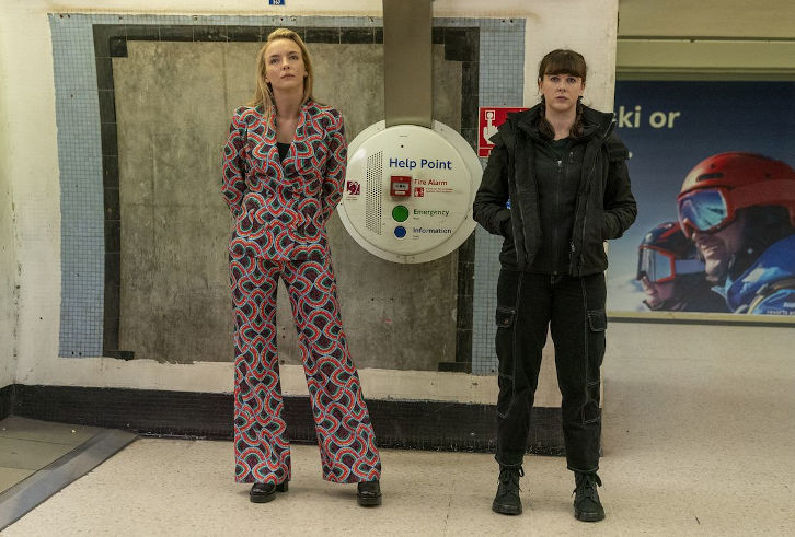 Killing Eve - Episode 3.08 - Are You Leading or Am I? (Season Finale) - Promo, Sneak Peek + Promotional Photos