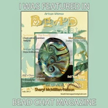 Artisan Whimsy Bead Chat magazine