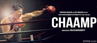 CHAAMP Bengali Movie Poster