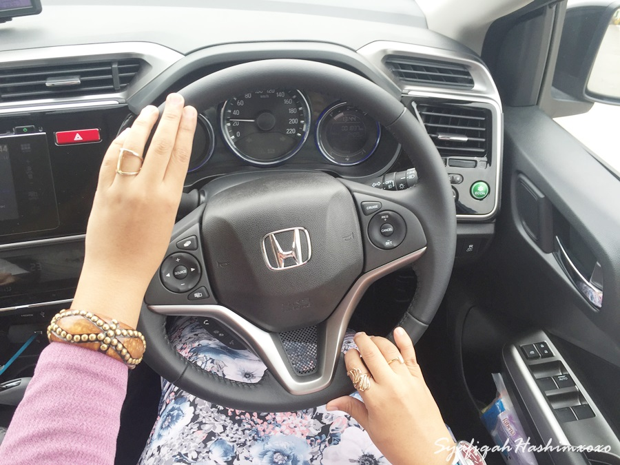 Steering Control Honda City
